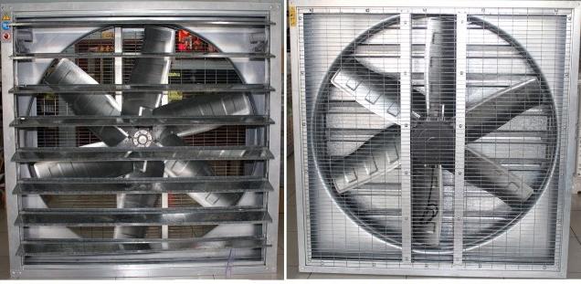 Heat Extraction Fan Wangcyber